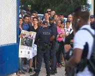 Terça-feira agitada junto ao centro de treinos do FC Porto