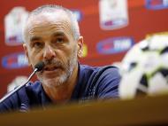S.S. Lazio e Juventus preparam-se para a final da Taça de Itália