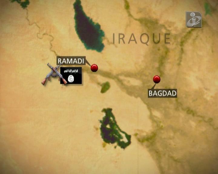 Iraque: Exército repele ataque a leste de Ramadi