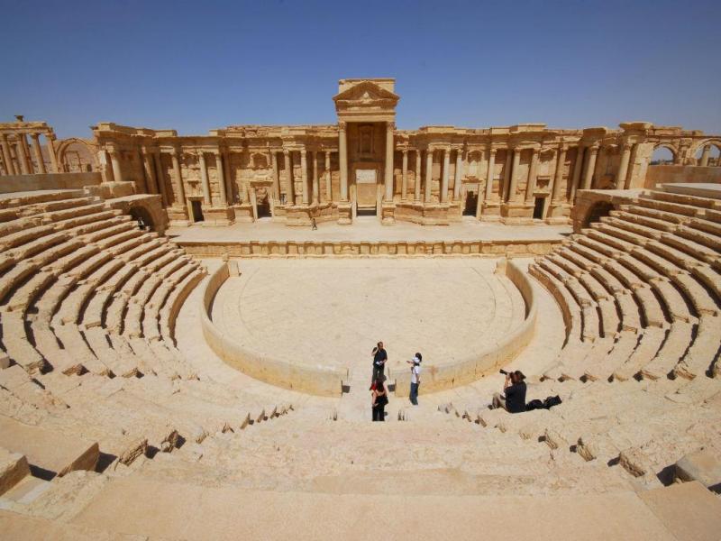 Palmira [Reuters]