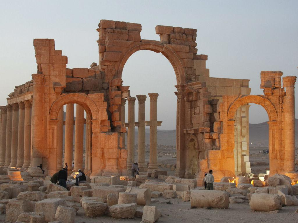 Palmira [Lusa]