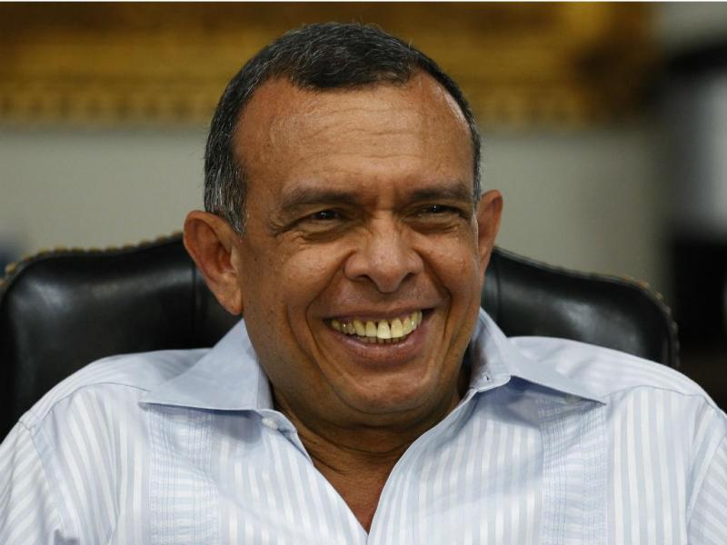 Porfirio Lobo [Reuters]