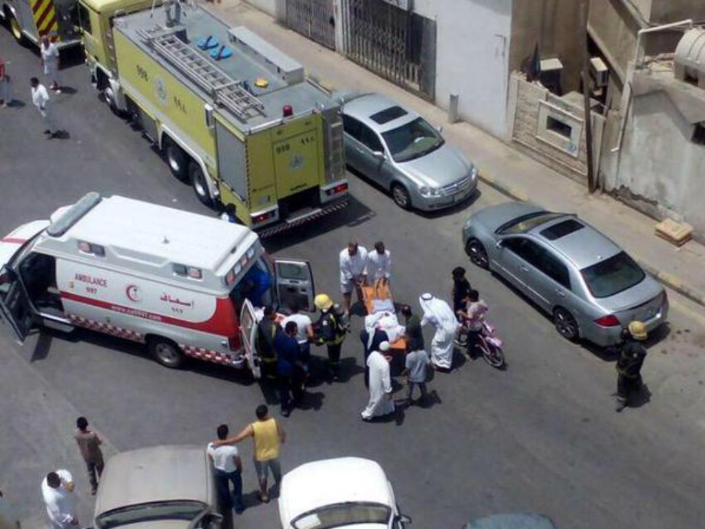 Ataque à bomba em mesquita na Arábia Saudita [Twitter]