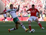 Benfica-Marítimo (LUSA/ Manuel de Almeida)