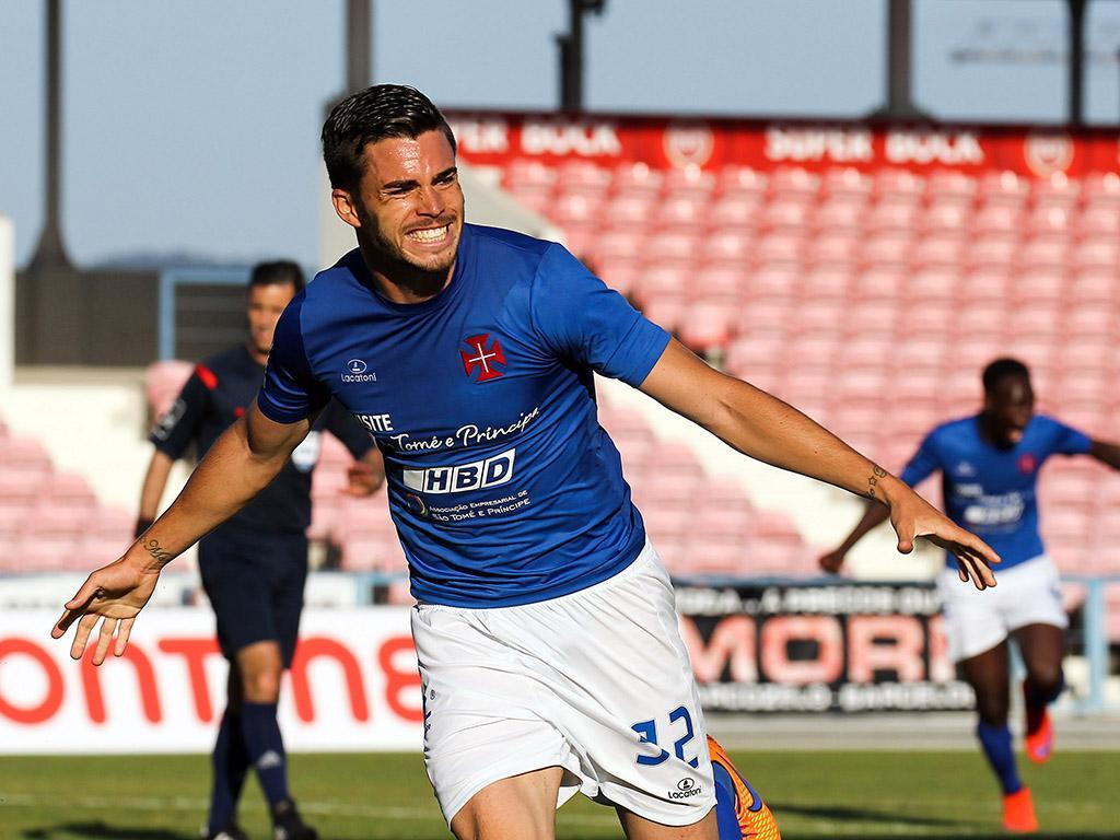 Gil Vicente-Belenenses (LUSA/ Pedro Benavente)