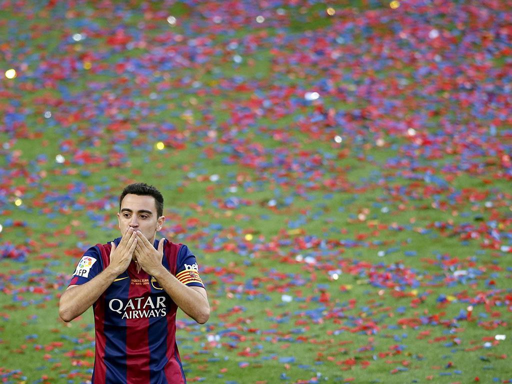 Xavi (Reuters)