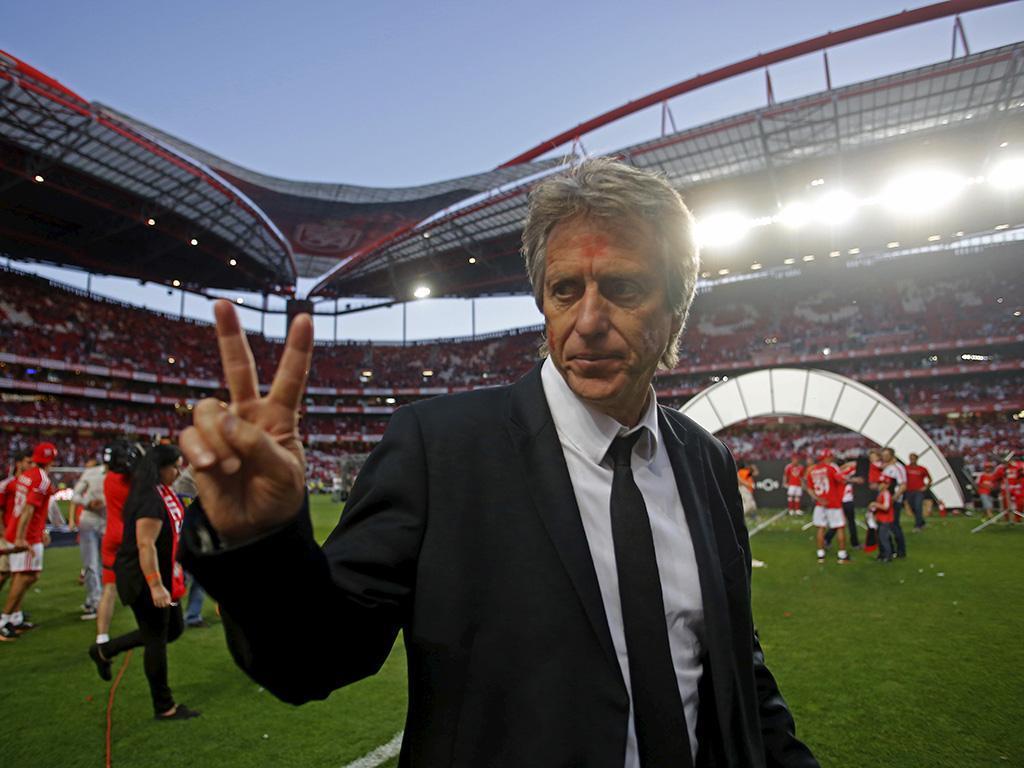 Jorge Jesus (Reuters)