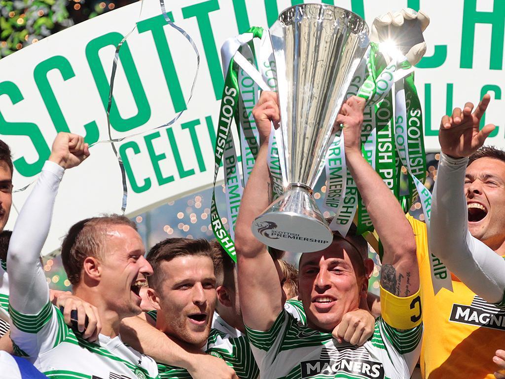 Celtic vence a Scottish Premier League (Reuters)