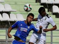 II Liga: Farense-Feirense (LUSA/ Luis Forra)