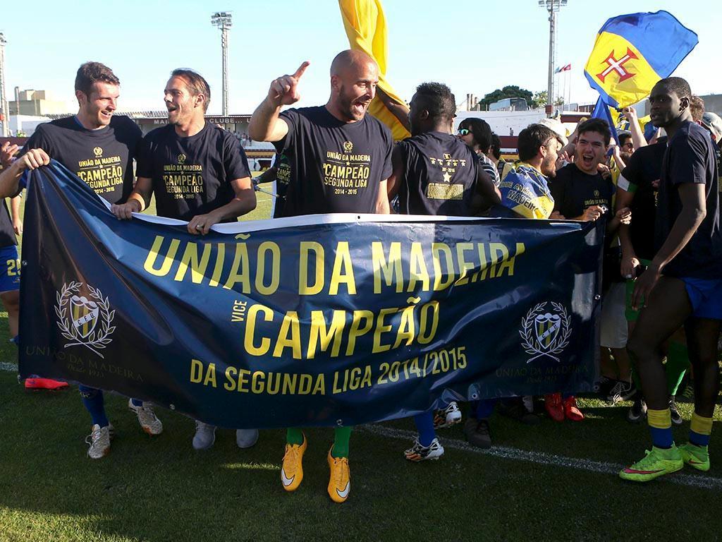 União da Madeira (LUSA/ Manuel de Almeida)