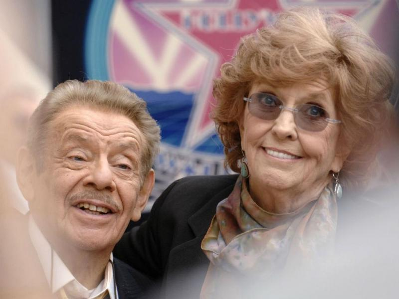 Jerry Stiller e Anne Meara [Foto: Reuters]