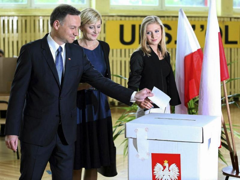 Andrzej Duda (REUTERS)
