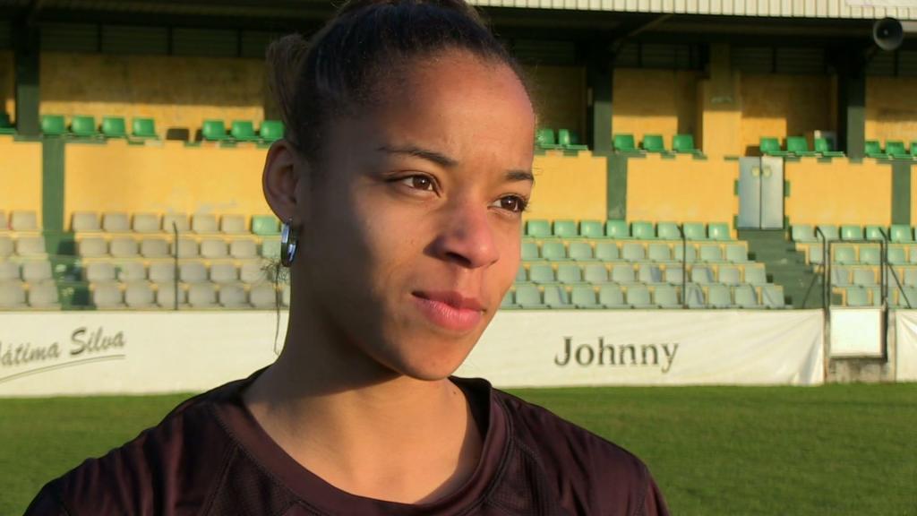 Jessica Silva (Albergaria): «É um orgulho enorme estar no Jamor»