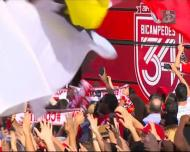 A chegada do Benfica à Câmara de Lisboa