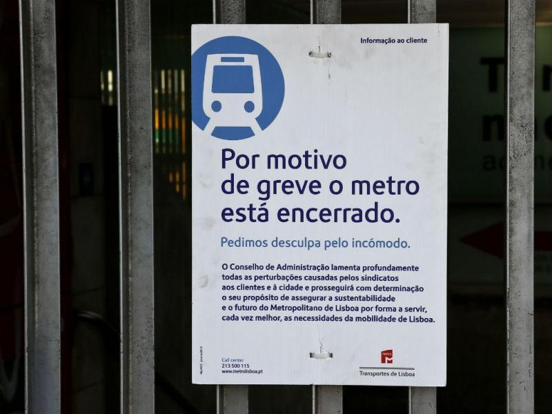 Metro de Lisboa [Foto: Lusa]