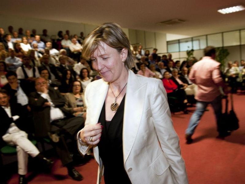 Maria Luís Albuquerque [Foto: Lusa]