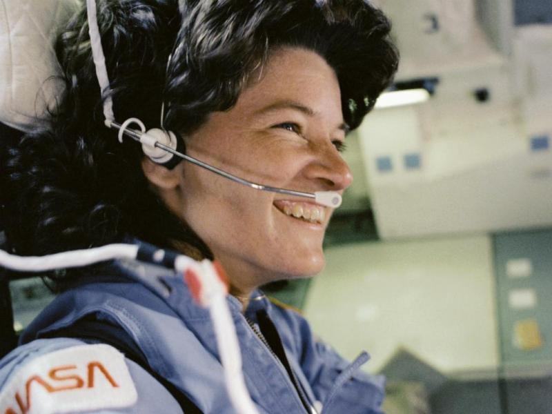 Sally Ride (Reuters)