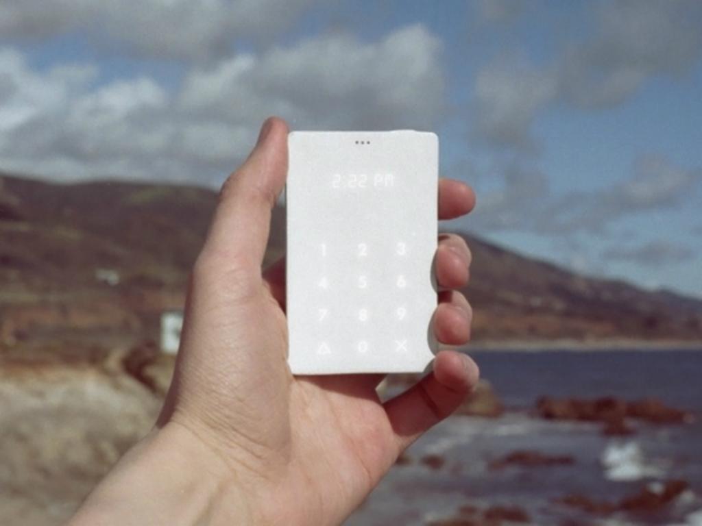 Light Phone (Reprodução/Kickstarter)