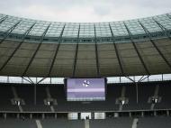 Tecnologia de linha de golo na Alemanha (Reuters)