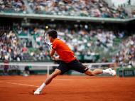 Segunda ronda do torneio de Roland Garros (Lusa)