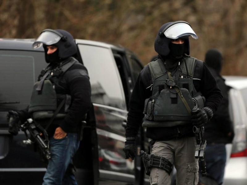 Polícia alemã (Reuters)