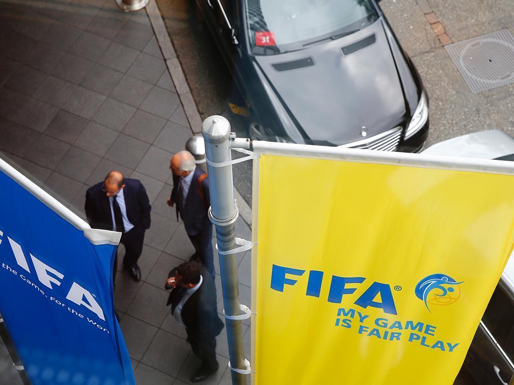 Detenções na FIFA (Reuters)