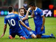 Dnipro-Sevilha (Reuters)
