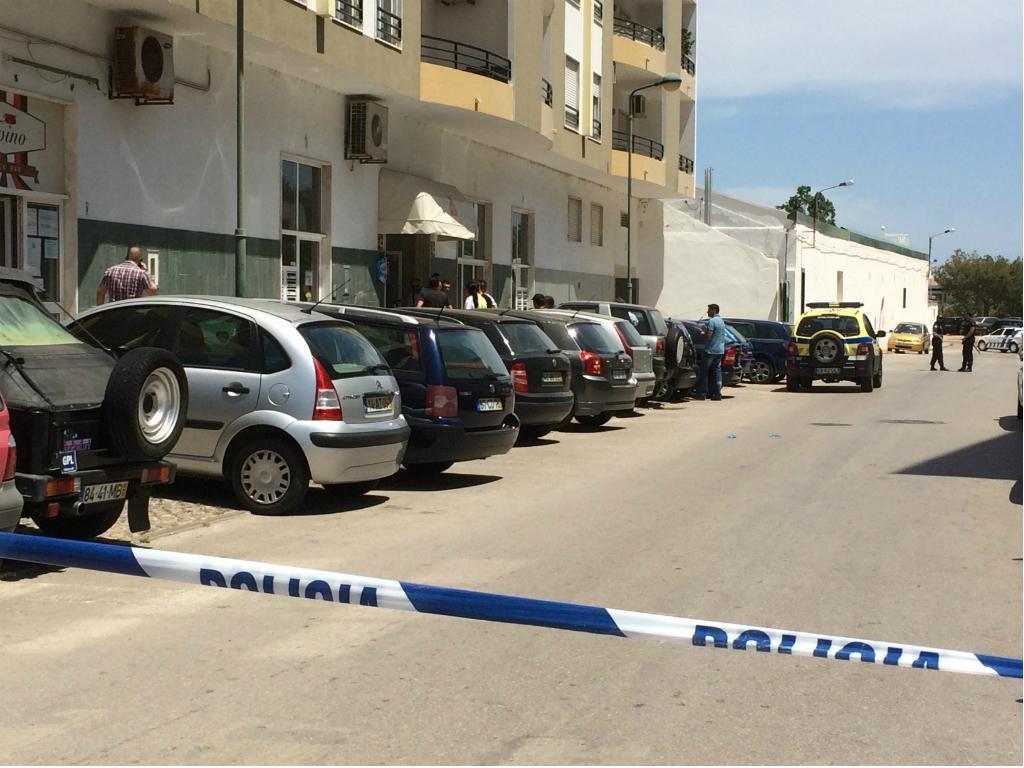 Crime em Faro [Eu Vi]