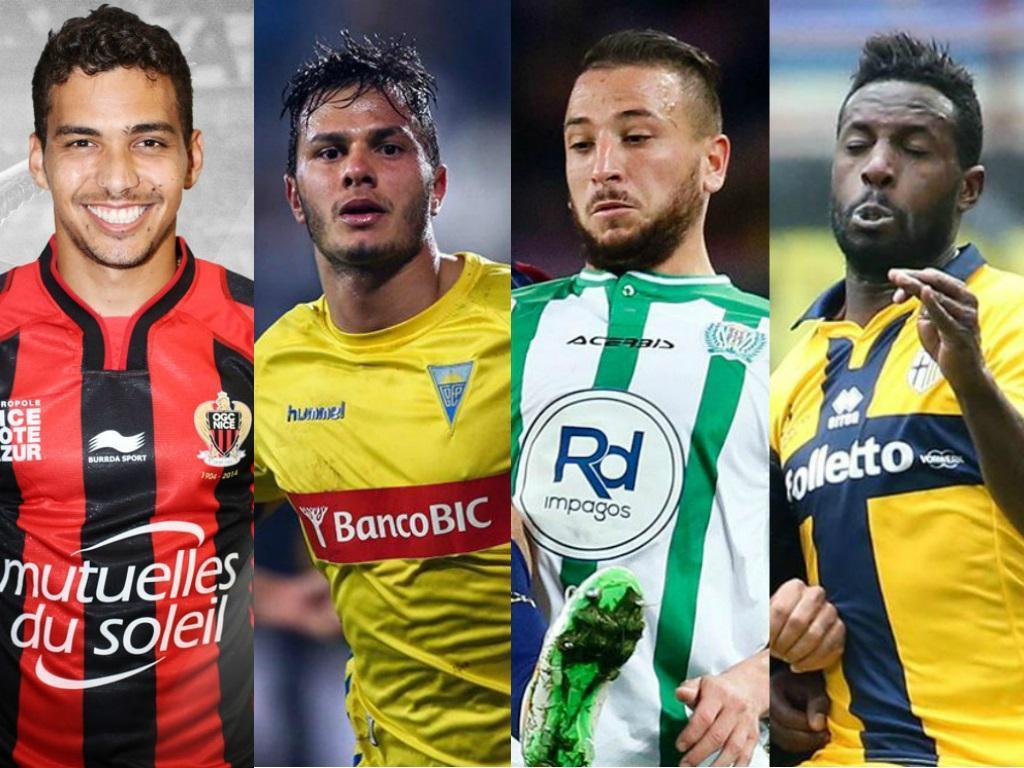 Emprestados do FC Porto