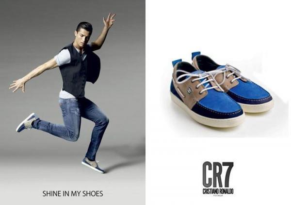 cristiano ronaldo tamanho do sapato