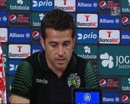 «Sérgio tem vontade de vir para cima de nós? Nós também temos a mesma vontade»