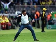 Taça Alemanha: B. Dortmund-Wolfsburgo
