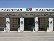 Jamor pronto para a final da Taça (Diogo Pinto/FPF)