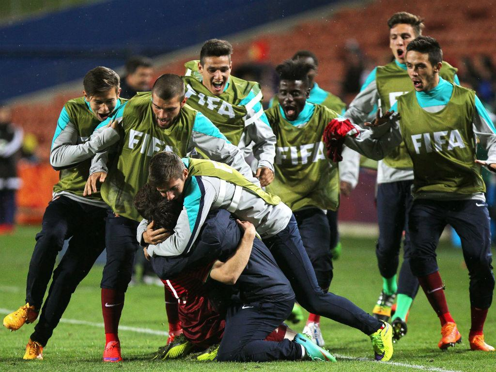 Mundial sub-20: Portugal-Senegal