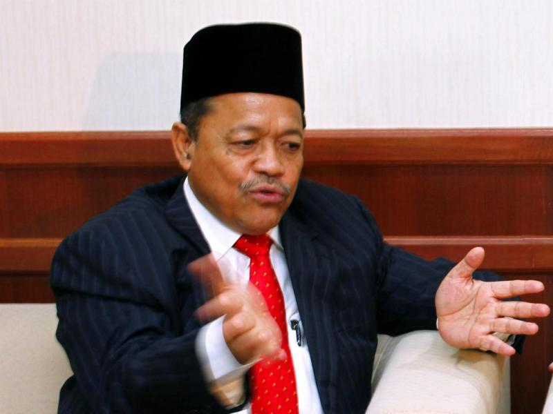 Shahidan Kassim [Reuters]
