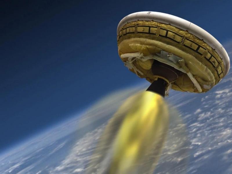 Desacelerador Supersónico de Baixa Densidade (NASA)