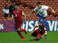 Qatar-Portugal: Rony Lopes remata