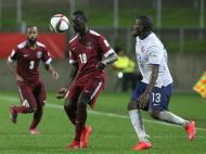 Qatar-Portugal: Mauro Riquicho pressiona