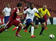 Qatar-Portugal: Gelson Martins em ação