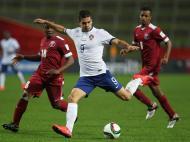 Qatar-Portugal: André Silva remata