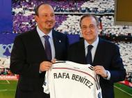 Real Madrid: Apresentação do Rafa Benitez