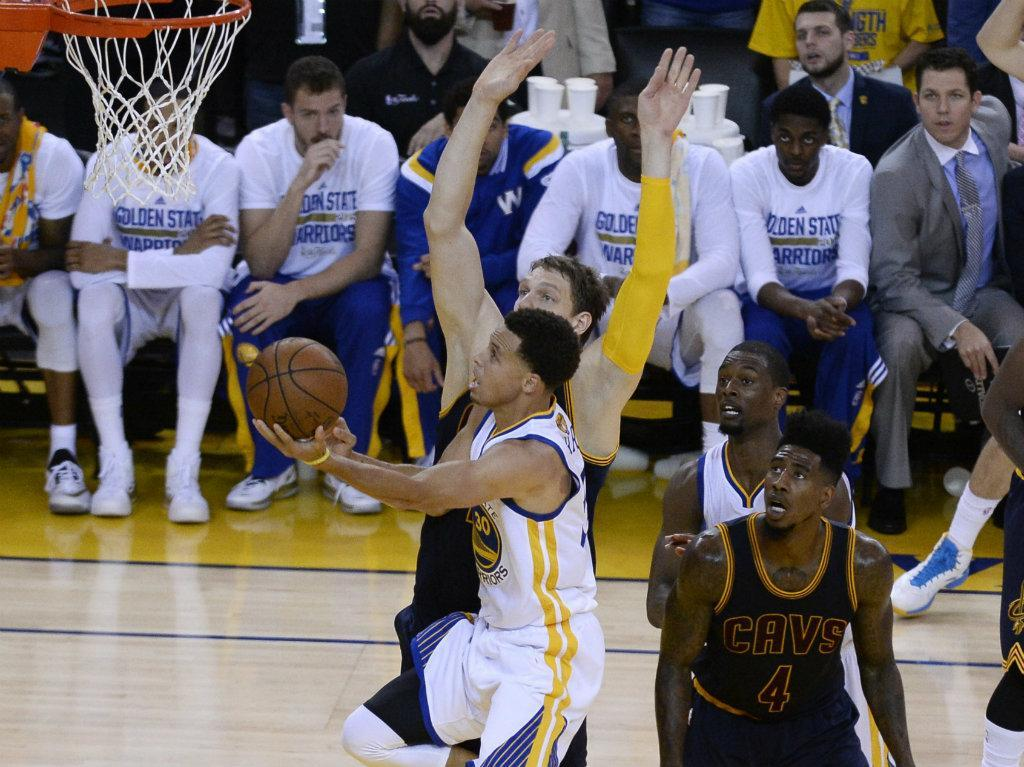 Golden State-Cleveland Cavaliers