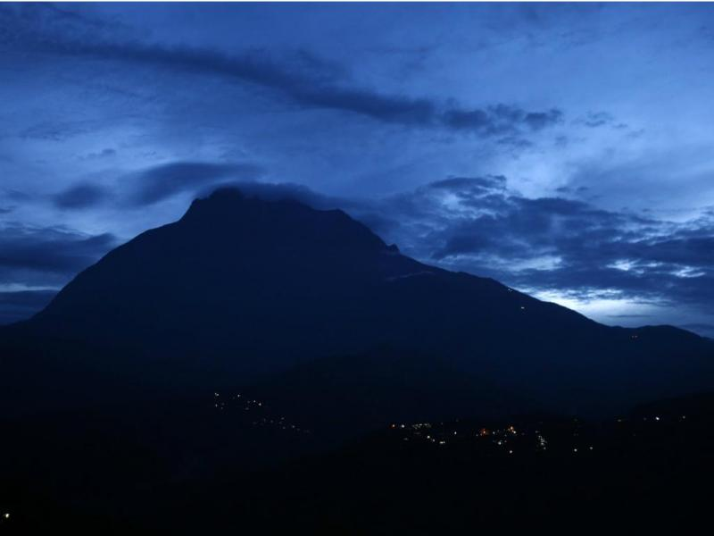 Monte Kinabalu [Reuters]