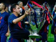 Liga dos Campeões: Barcelona faz a festa