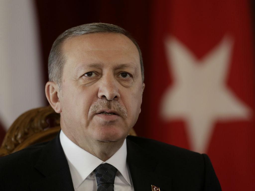 Recep Tayyip Erdogan (Reuters)
