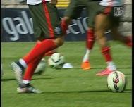 Portugal prepara jogo com a Arménia na Geórgia