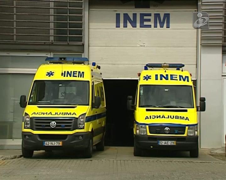 Trabalhadores e presidente do INEM não se entendem quanto ao número de ambulâncias paradas