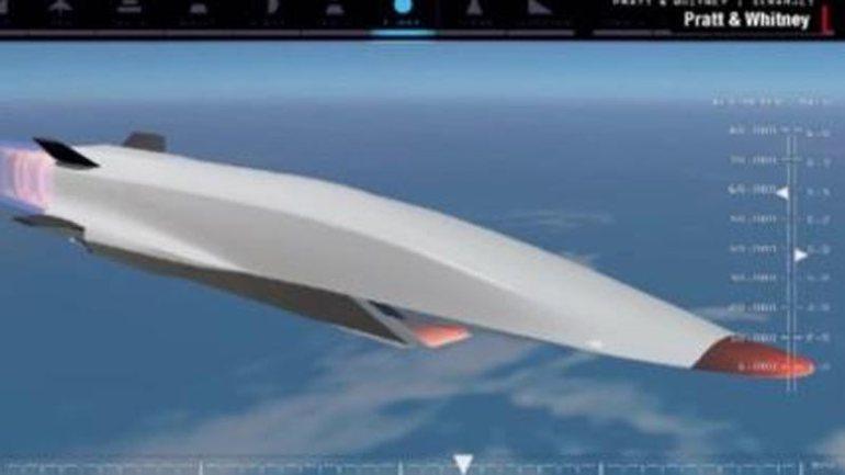 EUA desenvolvem aeronave supersónica