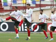 Seleção Nacional prepara jogo com a Arménia na Geórgia