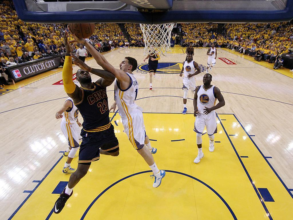 Cleveland Cavaliers - Golden State Warriors (Reuters)
